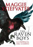 Resultado de imagen para la profecia del cuervo maggie stiefvater