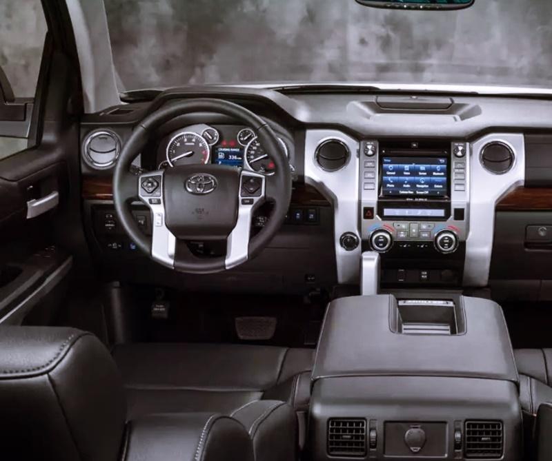 2018 Toyota Tundra Diesel Pickup Car