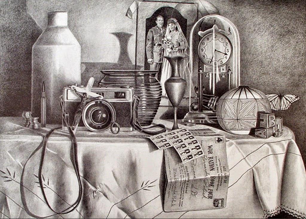 Dibujos Realistas Paisajes Im C 243 Mo Dibujar Un Puente A L 225