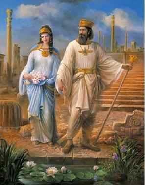 Babil'in Asma Bahçeleri, Babil'in Asma Bahçeleri Neden İnşa Edildi ve Özellikleri Neler?, Nebukadnezzar ve Eşi Artemis, Mezopotamya