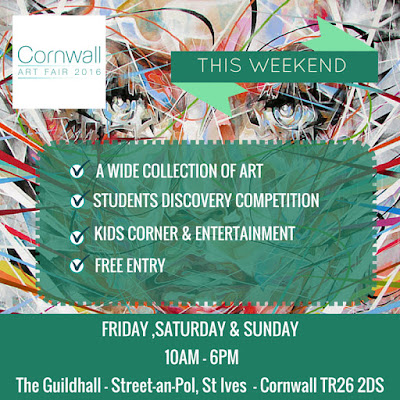 Cornwall Art Fair 2016