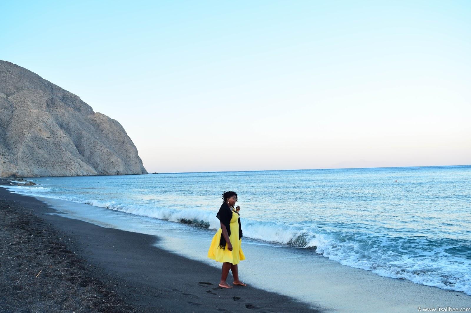 Best Santorini beaches | Guide To The Best of Santorini Beaches
