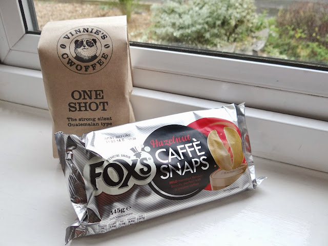 Fox's Caffe Thins, Fox's Caffe Snaps, #CaffeandCwoffee