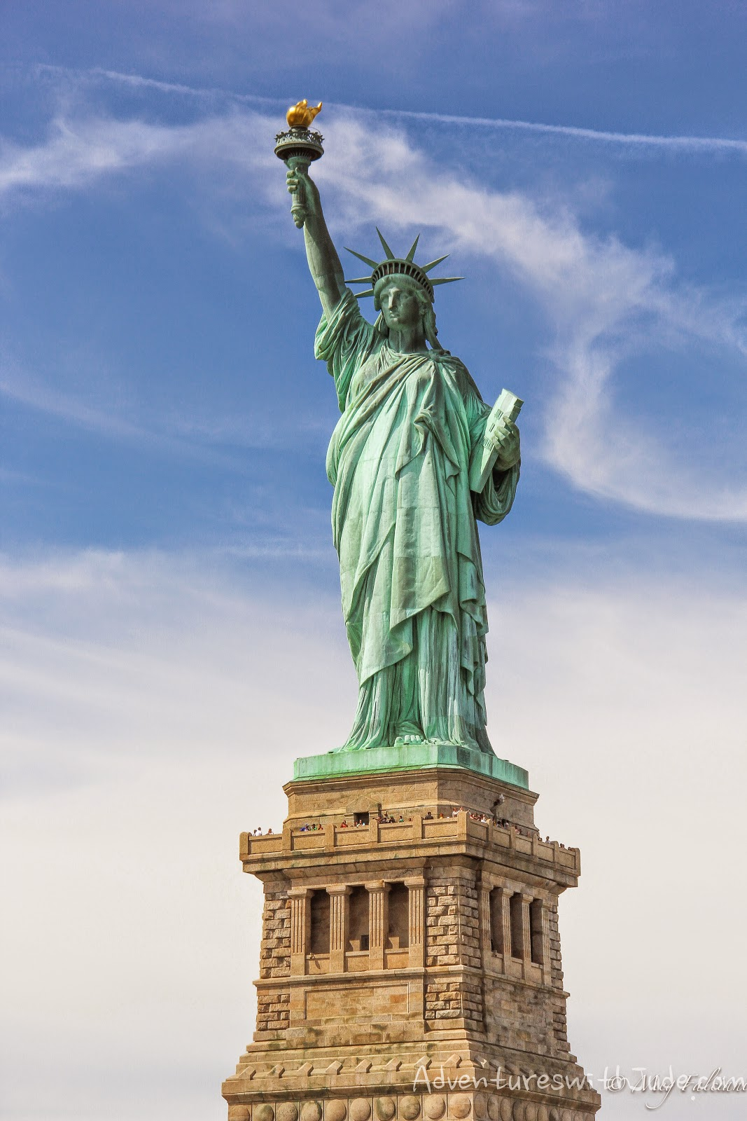 Liberty Enlightening the World, Statue of Liberty NM