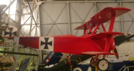Red Baron's Plane