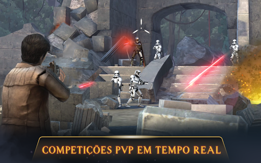 Star Wars: Rivals™ v2.5.8  APK MOD HACK Download