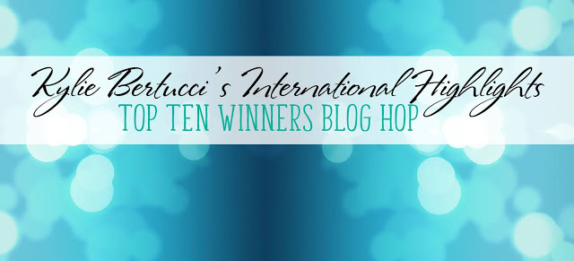 Top 10 Winners Blog Hop for Kylie Bertucci's International Highlights from Mitosu Crafts