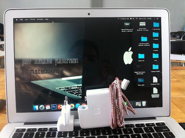 Tips Merawat Charger Macbook Dengan Baik Agar Tidak Cepat Putus