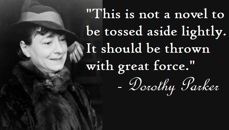 a life and works of dorothy parker Here is a collection of the all-time best famous dorothy parker poems on poetrysoup this is a select list of the best famous dorothy parker poetry by famous classical and contemporary poets read, write, and enjoy dorothy parker poems.