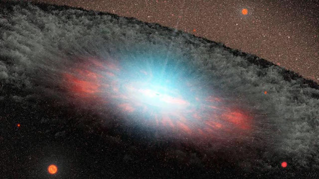 Astronomers discover new type of cosmic explosion