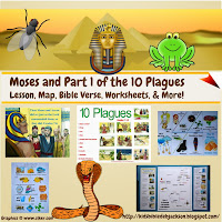 http://www.biblefunforkids.com/2013/09/moses-10-plagues-part-1-of-3.html