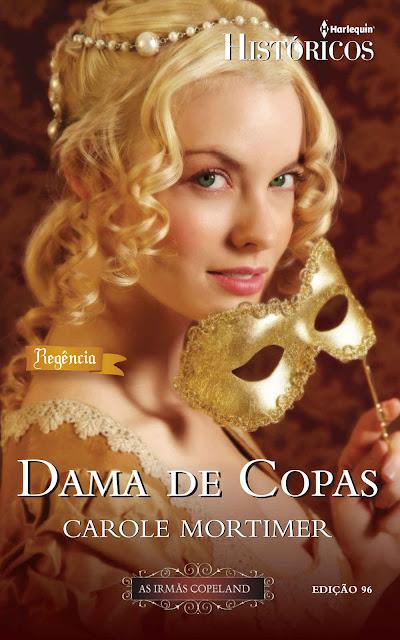Dama de Copas Harlequin Históricos - ed.96 - Carole Mortimer