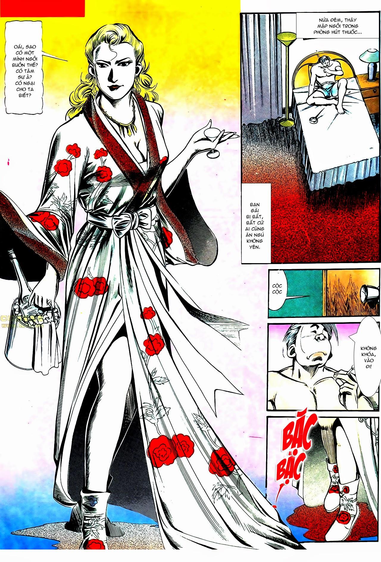 Người Trong Giang Hồ chapter 112: nhân sinh trang 14