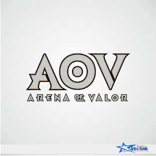 AOV Arena Of Valor Logo Vector cdr Download
