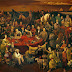 لوحة تضم أهم مشاهير العالم عبر التاريخ