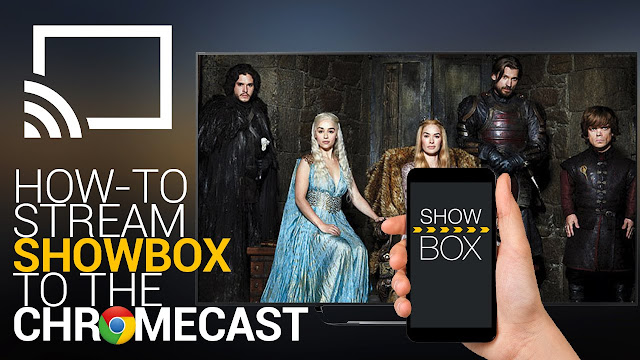 showbox chromecast