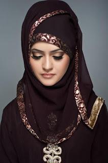 Contoh Hijab Untuk Pesta Mewah