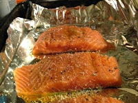 Pioneer Woman Perfect Salmon