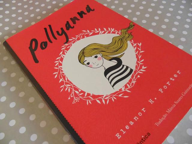 Livro Pollyanna escrito por Eleanor Hodgman Porter