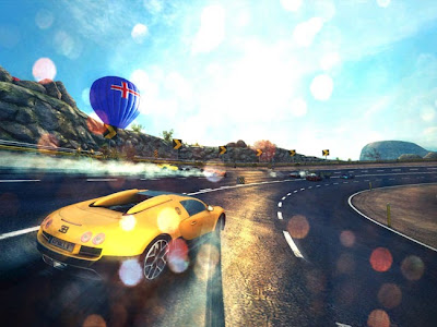 Asphalt 8: Airborne for Android, iPad and iPhone