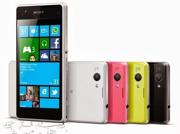 Sony 2014'te Vaio Adı Altında Windows Phone'lu Akıllı Telefonlar Üretecek