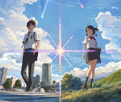 Makoto Shinkai's Kimi no Na wa./your name.