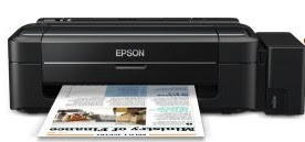 Printer Epson L300 Free Driver Download