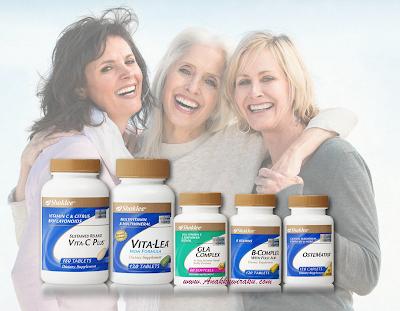 Vitamin Shaklee terengganu