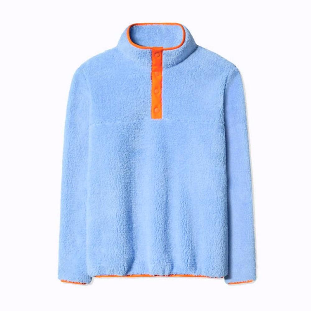tory burch sherpa pullover