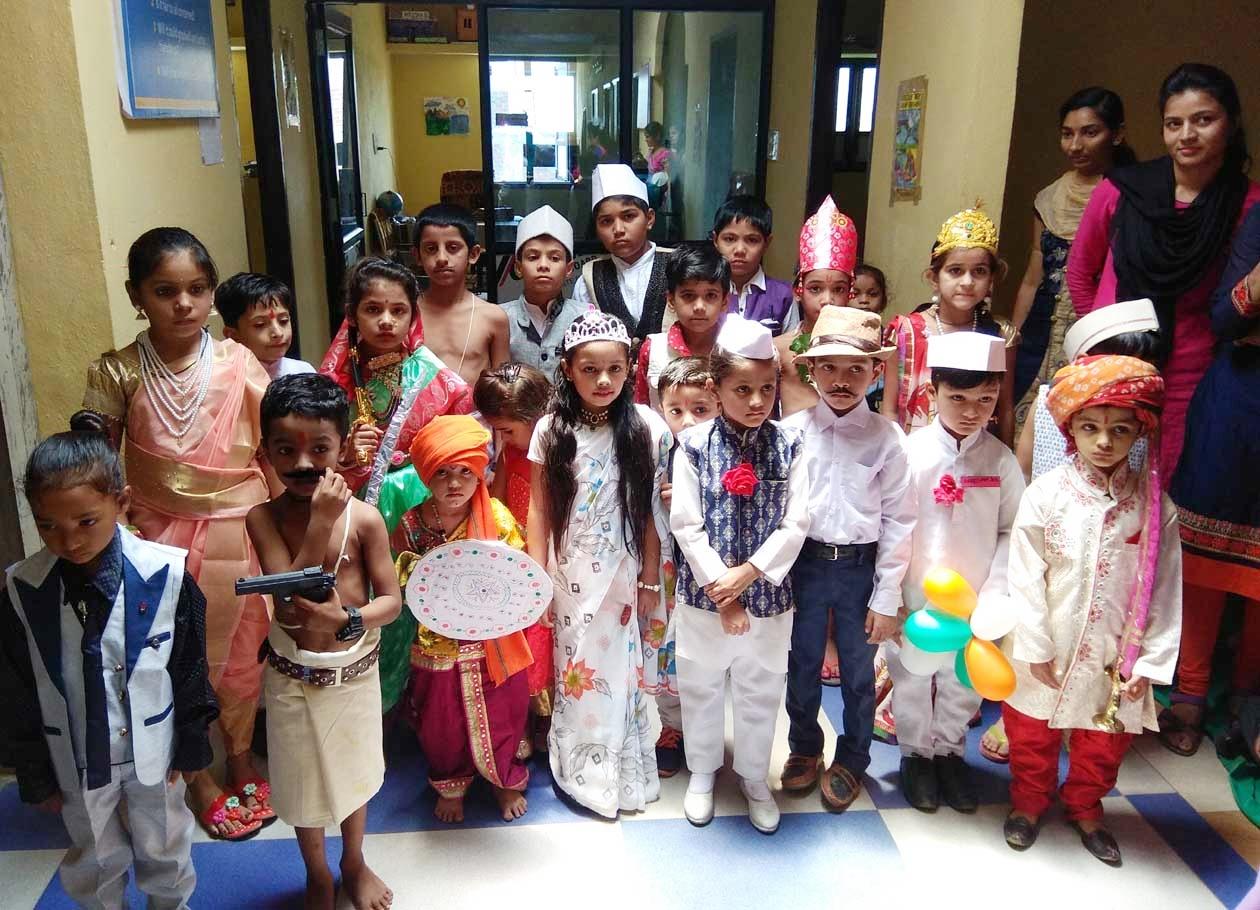 72वां स्वतंत्रता दिवस के उपलक्ष्य में मानस स्कूल में हुआ फैंसी ड्रेस का आयोजन-fansi-dress-competetion-held-on-manas-school