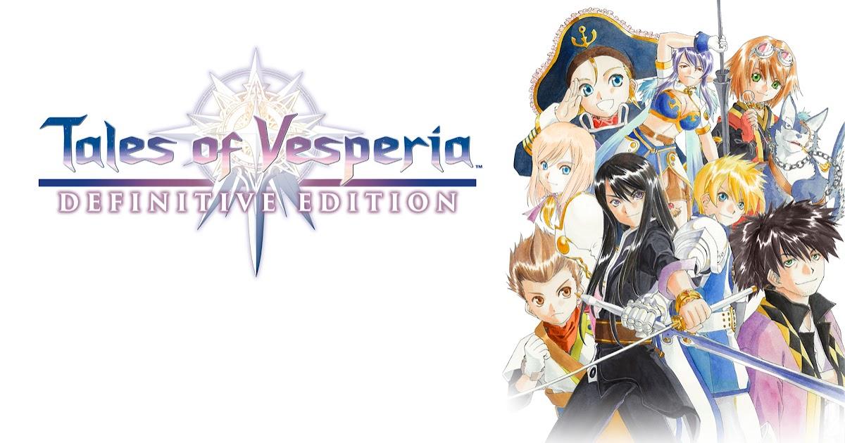 [PC&Switch] 薄暮傳說:終極版(Tales of Vesperia: DE) 遊戲+DLC解鎖+修改器 ~ JH Gaming