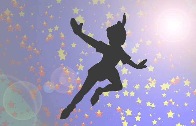Image: Peter Pan by Marita/Lalelu2000 on Pixaby