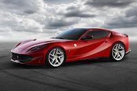Ferrari 812 Superfast (2018) Front Side