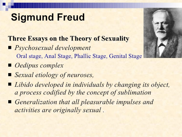Sigmund theory of sexuality