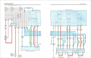 Avensis Corona 1997 Electrical Wiring Diagram | Owners and