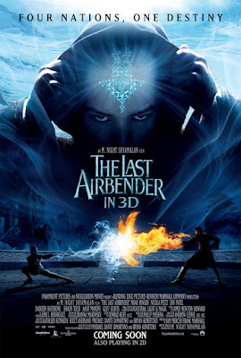 Courtney Tomesch January 2017 Movies The Last Airbender