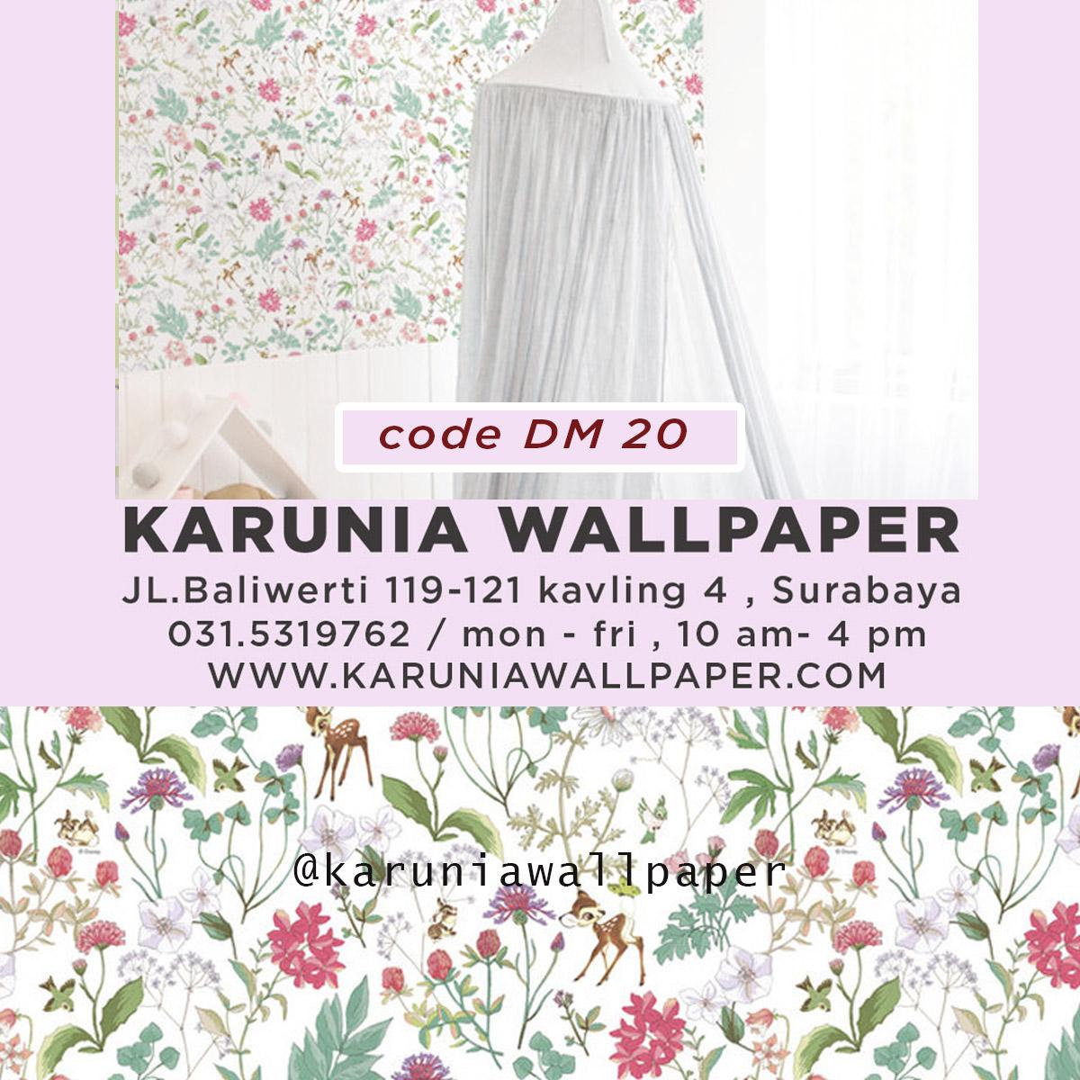 jual dinding bunga bunga