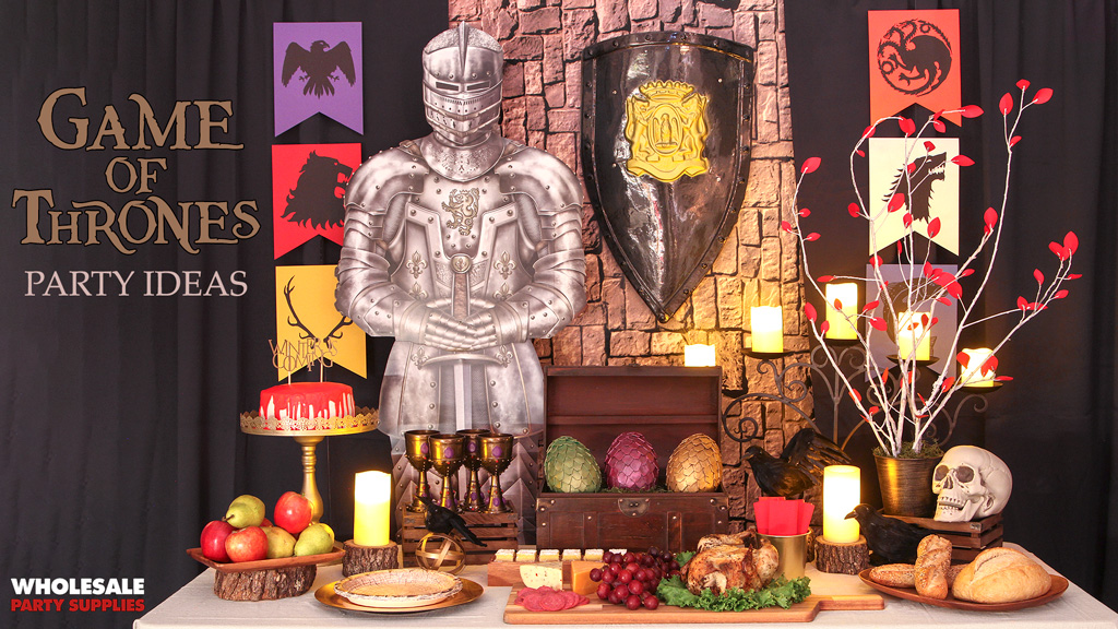 A Geek Daddy Game Of Thrones Party Ideas