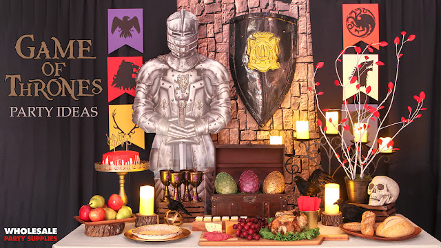 Game of Thrones Party Decorations