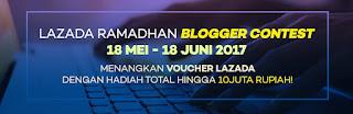 Lomba Blog Lazada