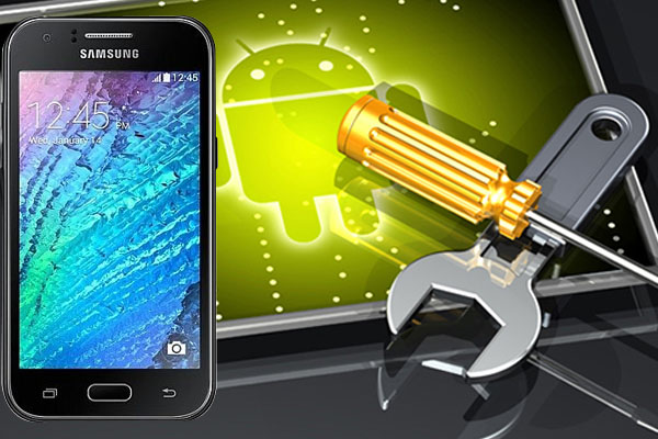 Cara Flashing Pada Samsung Galaxy J1 SM-J100H via Odin