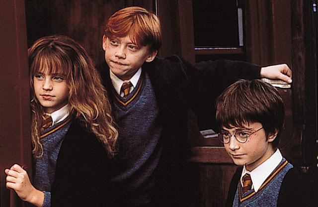 Harry Potter foi o melhor passeio de trem da nostalgia da minha vida.