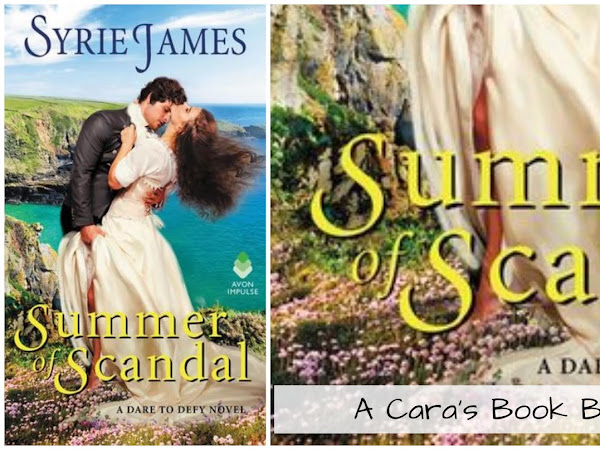 Summer of Scandal by Syrie James Review