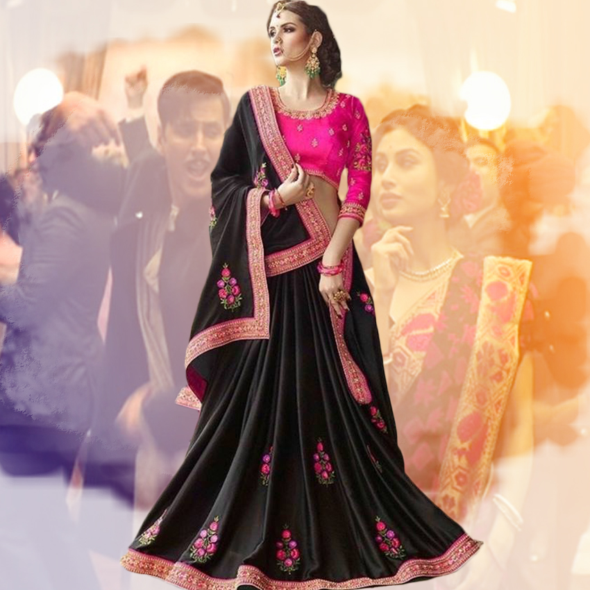 de35518120 Mouni Roy played Bollywood debut role in historical sports drama film Gold  nicely. This provides fashion ideas for Indian ethnic wear clothes.
