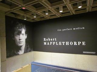 Mapplethorpe Exhibit