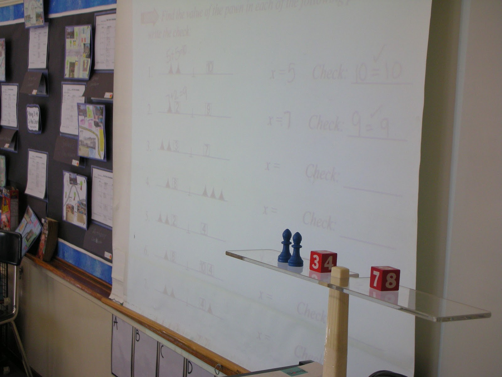 Hands On Equations Shout Out