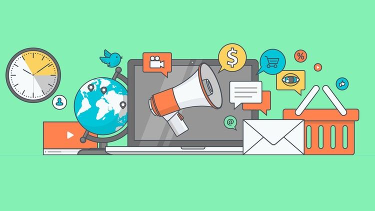 What is Online and/or Digital Marketing - Udemy Course