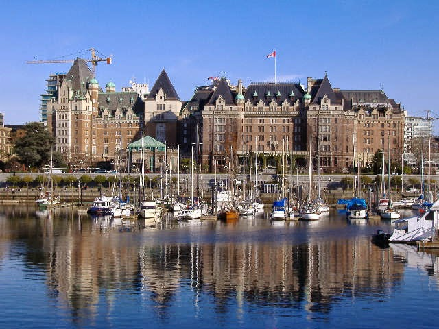 Antiques And Teacups New Owner Empress Hotel Victoria Bc