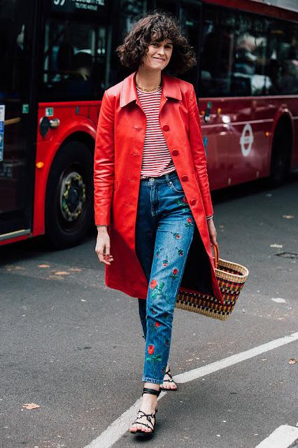 5 streetstyle-образов с недель моды, которые вы захотите повторить
