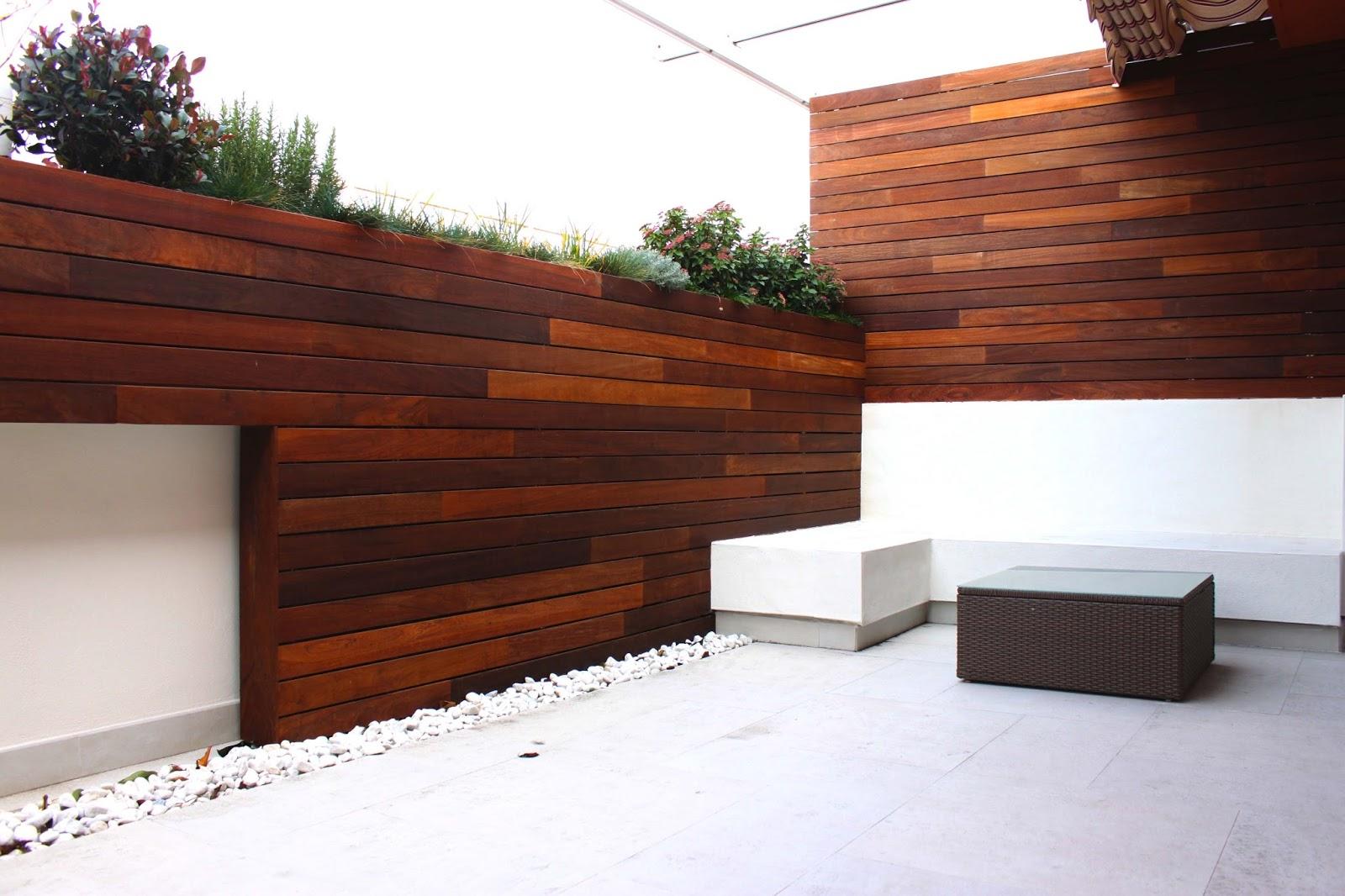 Terraza Jardín Para El Mes Mundial De La Arquitectura Del